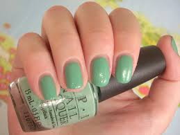 opi mermaid u0027s tears nail polish review through the looking glass