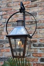 outdoor gas light fixtures outdoor copper lantern gas light fixtures propane l natural gas