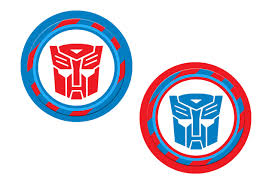 transformers cake toppers image topper your photo frame frosting transformers birthday cupcake toppers partyexpressinvitations