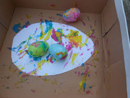 easter eggs for toddlers toddler approved jan brett inspired easter egg crafts activities