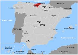 Map Of Spain And Morocco by Sustainability Free Full Text Economic Valuation Of Mining