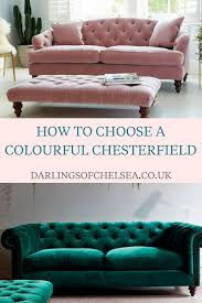 coloured chesterfield sofas chesterfield sofa chesterfield and