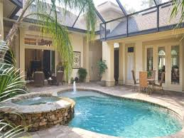 house plans with courtyard pools house plans with center courtyard mediterranean house plans with