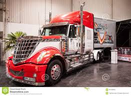 kenworth europe kenworth international lonestar truck editorial photography