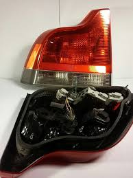 volvo s60 tail light assembly 2007 volvo s60 sedan lh driver side tail light assembly oem 8664079