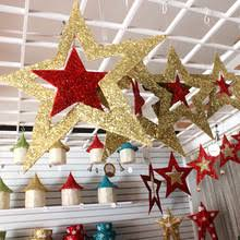 Hanging Decorations For Home Compare Prices On Stars Banner Online Shopping Buy Low Price
