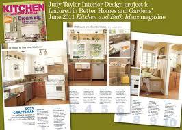 kitchen and bath ideas magazine judy interior design inc photo gallery