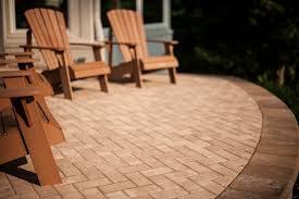Snap Together Patio Pavers by Brikstone Chamfered Paver With Coping Stone Color Richmond
