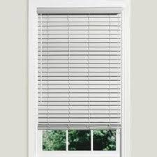 2 Inch White Faux Wood Blinds White Faux Wood Blinds