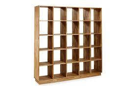 5 x 5 bookcase laxseries