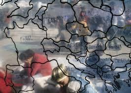 Array Map Welcome To Eugoslavia U2013 Politico
