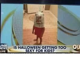 Sexy Halloween Meme - live is halloween getting too gu sexy for kids halloween meme