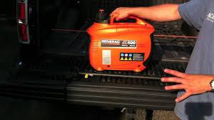 generac ix800 generator inverter review youtube