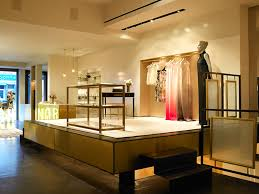 retail fashion store interior design of honor by aesthetic