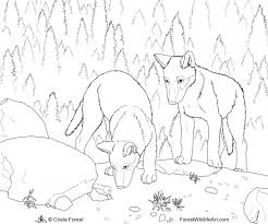 veggie tales coloring book coloring page 6 wild wolf coloring