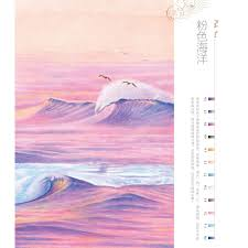 aliexpress com buy booculchaha feile bird color pencil landscape