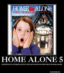 Home Alone Meme - parody demotivator home alone 5 by silverzeo on deviantart