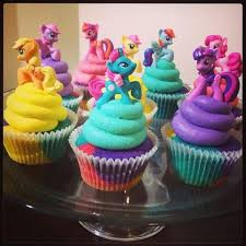 my pony cupcakes what girl could resist a my pony party most