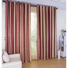 Thermal Energy Curtains Rainbow Colored Energy Saving And Thermal Window Curtains