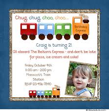 choo choo 2nd birthday invitation wording u2013 bagvania free