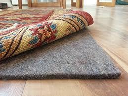 How To Make A Rug Out Of Fabric Amazon Com Rug Pad Central 8 U0027 X 10 U0027 100 Felt Rug Pad Extra