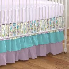 Dahlia Nursery Bedding Set by Purple Crib Bedding Sweet Jojo Designs Princess Crib Bedding