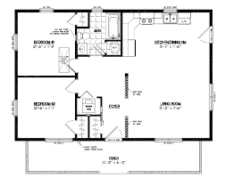 House Plans With Pictures 24 X 40 Floor Plan Evolveyourimage