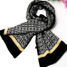high quality mens black silk scarf buy cheap mens black silk scarf
