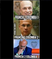 Colombia Meme - colombia ganó en francia y memes se burlan de teo stefan zidane