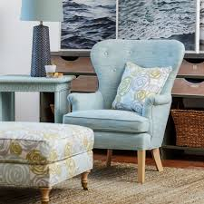 Wing Chairs For Living Room by Eloise Wingback Chair Maine Cottage