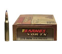 Barnes 168 Tsx 308 Load Data Review Barnes Vor Tx Ammo U0026 Copper Bullets For Hunting Big Deer