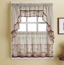 Tuscany Kitchen Curtains by Tuscan Curtains Ebay