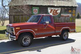 86 Ford F150 Truck Bed - ford f 150 xlt lariat pickup 5 0l 302 mint condition collector quality