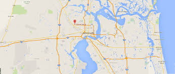 Florida Map Google by Florida Cheap House For Sale In Jacksonville Duval County Land
