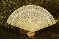 sandalwood fans wholesale sandalwood fan buy cheap sandalwood fan from