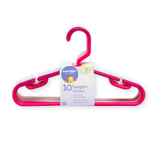 babies r us 10 pack hangers white babies
