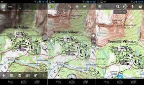 Topographical Map Of Usa by Backcountry Navigator Vs Atlogis Us Topo Maps Pro Gaia Gps