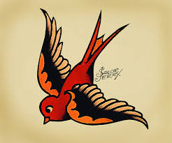 vintage sparrow meaning