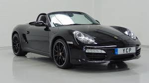 Porsche Boxster Black - used 2011 porsche boxster 987 05 12 s black edition for sale in