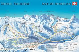 Map Of Colorado Ski Resorts by Zermatt Piste Map U2013 Free Downloadable Piste Maps