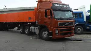 volvo lorry price gegas nirwana volvo fm12 orange youtube