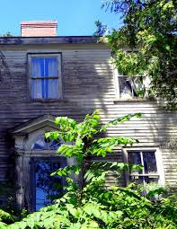 an abandoned house in essex streetsofsalem