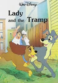 disney lady tramp walt disney productions walt