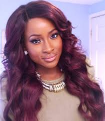 dyed weave hairstyles get cool ideas of quick weave hairstyles chipless fashion