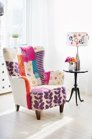 Patchwork Armchair For Sale Best 25 Patchwork Chair Ideas On Pinterest Patterned Chair
