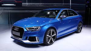 audi rs 3 sedan 2018 audi rs 3 sedan look 2016 motor