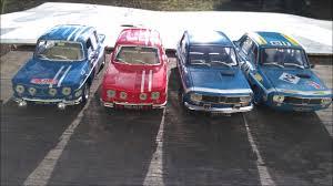 renault 12 gordini rassemblement renault 8 et 12 gordini 1 18 solido youtube