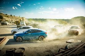 Porsche Cayenne X5 - bmw x6 m vs land rover range rover sport svr vs mercedes amg
