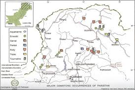 Production Map Gem Quality Mining Countries Gemstone And Mineral Mining In Pakistan S Mountains Pala International