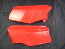 dc plastics plastic honda side plates